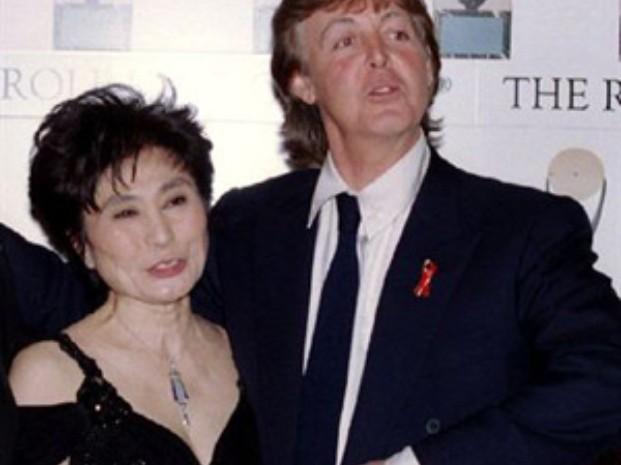 Asegura Con Nosotrosasegura: Asegura Paul Mc Cartney Que Yoko Ono No Separó A The