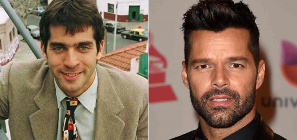 Destapan el primer amor oculto de Ricky Martin – La Columnaria Blog